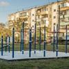 В 2018 году в Керчи установили 10 новых спортплощадок