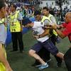 Керченские футбольные болельщики подставили «Океан» под штраф