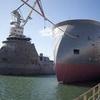 Завод «Залив» за год отремонтировал 20 судов