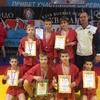 Борцы клуба «Слава» завоевали в Севастополе пять золотых медалей