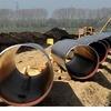 Газопровод достроен и готов к запуску