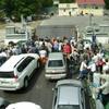 Интенсивность трафика на Керченской переправе зашкаливает