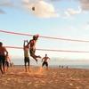 На горпляже Керчи сыграют в волейбол