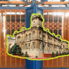 Гимназия Короленко станет музеем с лифтом