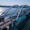Росавтодор разрешил эксплуатировать ж/д часть Крымского моста