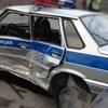 Под Керчью не разъехались машины полиции и такси. Есть погибшие
