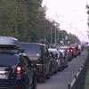 Керчь готова избавиться от улиц, через которые машины едут на переправу