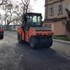 Началась вторая очередь асфальтирования улицы Айвазовского