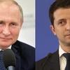 Путин и Зеленский обсудили арестованных украинских моряков