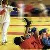 Сборная России победила в медальном зачете чемпионата мира по самбо