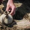 На строительстве Керченского моста нашли древний «офис» чиновника
