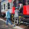 В Керчи ждут увеличения турпотока с запуском поездов по мосту