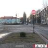ФОТОФАКТ: на Пирогова неизвестные запретили водителям выезд на кольцо
