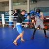 В Алуште прошли тренировочные спарринги боксеров