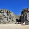 В Аджимушкайских каменоломнях нашли трактор и сейф
