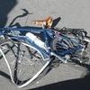 Под Керчью велосипедист вылетел под колеса иномарки