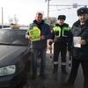 Полицейские Ленинского района «залайкали» добросовестных водителей