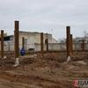 В Керчи быстро строится здание МФЦ