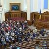 Депутаты Украины отметили присоединение Крыма самсой
