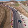 Строители приступили к развязке между «Тавридой» и мостом