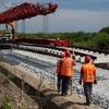Попытка номер три: Росжелдор ищет претендента на строительство железнодорожных подходов к мосту