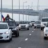 Крымский мост пропустил 2 миллиона авто