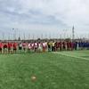Керчане победили в турнире по футболу среди ветеранов