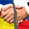 Россия ввела санкции против физических и юрлиц Украины