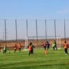 В Керчи открылось новое футбольное поле