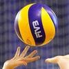В Керчи прошли соревнования по волейболу среди студентов