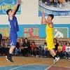 Керченские студенты сразились в баскетбольном первенстве