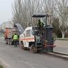 На Верхнем Солнечном ремонтируют дорогу