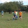 Керченские студенты сыграли в футбол ко Дню профтехобразования