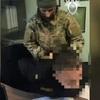 Как задерживали начальника отдела судебных приставов в Керчи