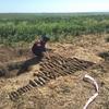 Поисковики обнаружили в Ленинском районе два склада боеприпасов