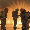 Ночью в Керчи сгорела квартира в пятиэтажке
