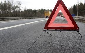 «Ока» перевернулась по дороге в Щелкино
