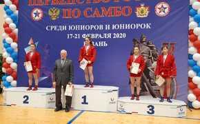 Керченская спортсменка завоевала путевку на первенство Европы по самбо