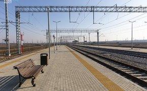 На первом поезде в Крым приедут 600 человек