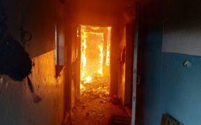 В потребительском кооперативе в Керчи сгорел дом
