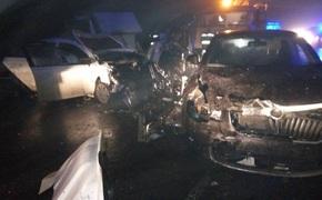 В ДТП на трассе «Таврида» погиб человек