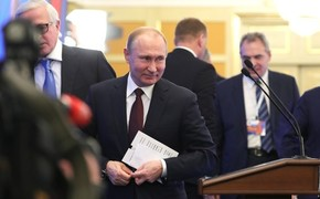 О чем шутил Путин в Крыму