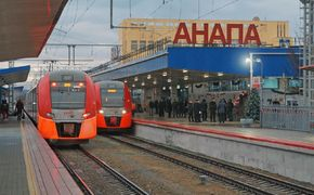 В марте Керчь и Анапу свяжут поездами