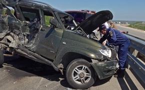 В Ленинском районе произошло смертельное ДТП с 4 авто