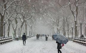 Крымчан предупредили о непогоде в первый день нового года