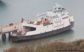 В британском порту задержали судно с крымчанами