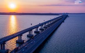 Мост через Керченский пролив официально достроен