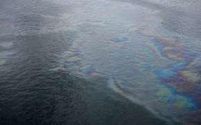 У берегов Керчи море покрылось непонятными пятнами