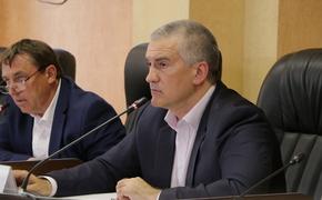 Аксенов в Керчи пригрозил поругаться с депутатским корпусом