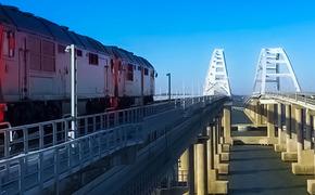 Ажиотаж на поезда в Крым сошел на нет